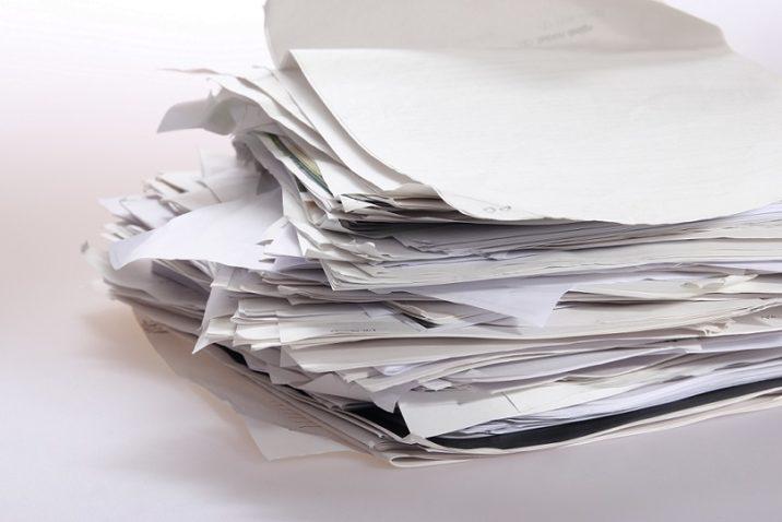 紙詰まりを防止するためには用紙の選別が重要!