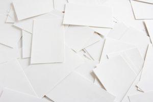複合機(コピー機)で名刺を印刷する方法