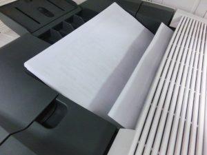 複合機(コピー機)の両面印刷機能