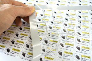 ラベル用紙に印刷する方法と注意点